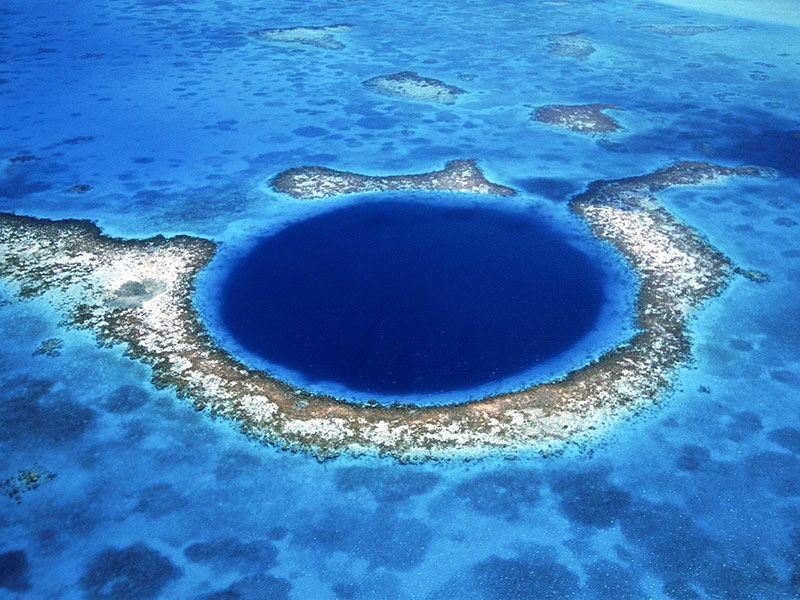Belize's Blue Hole