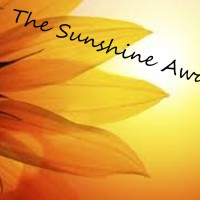 I got a Sunshine Award!