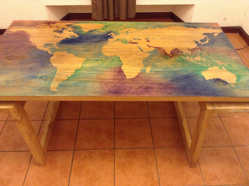 A sample of Eric's custom tables