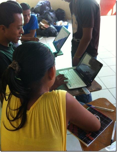Guatemala computer charity