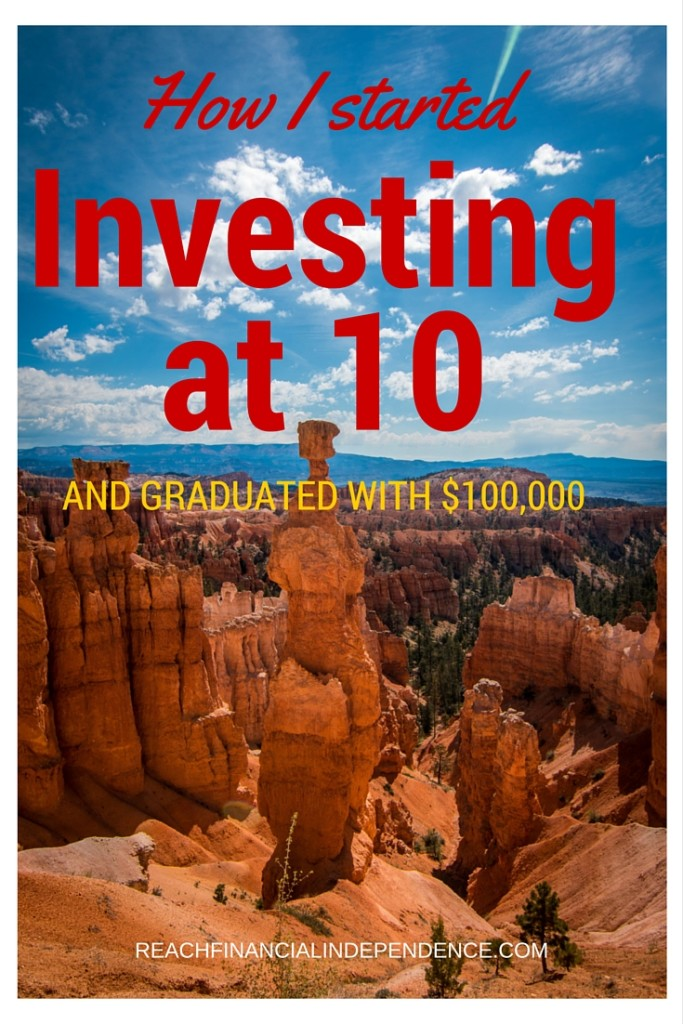 How I started inVesting at 10