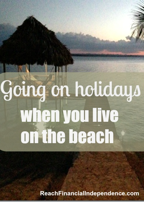 Going on holidays
