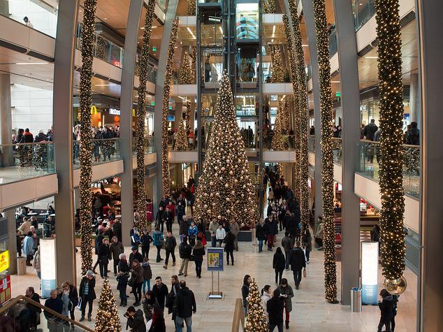 save christmas shopping