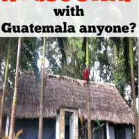 House swap with Guatemala anyone?