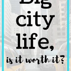 I love New York but is living in the big city worth it on an average salary?