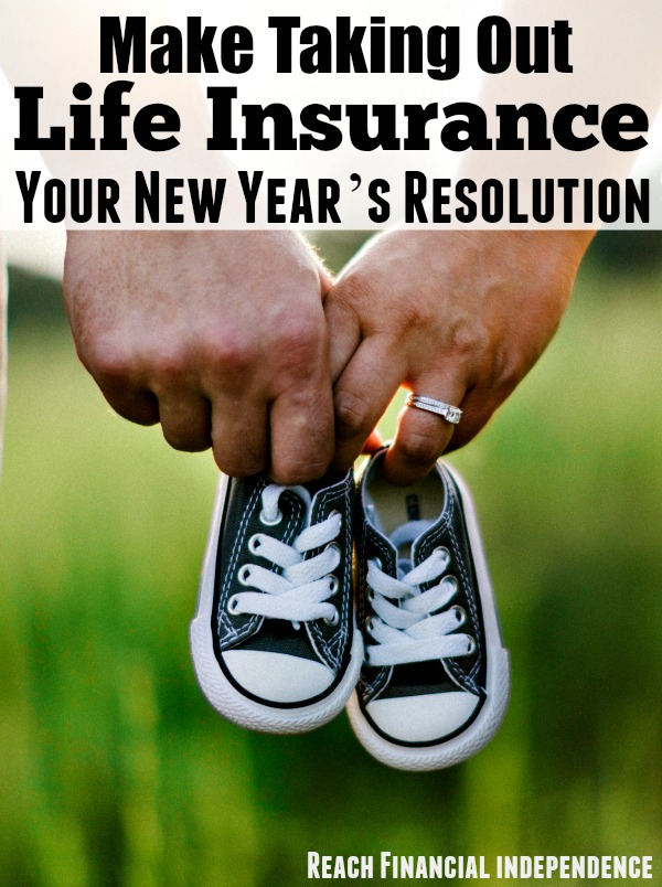 Life Insurance Your New Year's Resolution