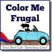 Color Me Frugal updated logo 512 x 512