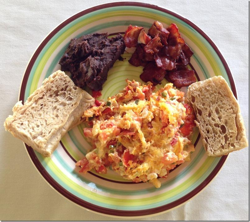 breakfast guatemala