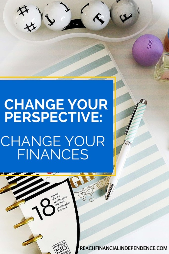 Change Your Perspective Change Finances