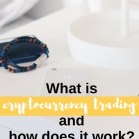 What is cryptocurrency trading and how does it work
