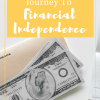 A Savvy Millenials Journey To Financial Independence. Buy what you can afford, stay out of debt, and learn how to invest your money. #millenilas #financialindependence #invest #moneytips